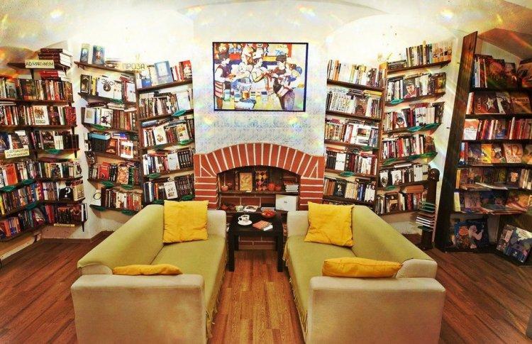 6 книжных магазинов для интровертов