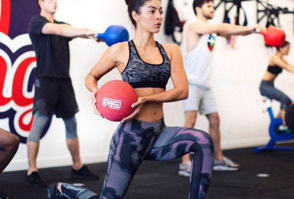 Первый фитнес-клуб всемирно известной сети F45 Training открылся в Москве - Фото №1