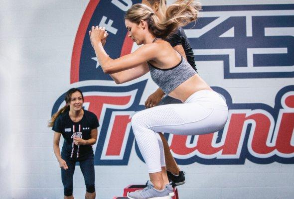 Первый фитнес-клуб всемирно известной сети F45 Training открылся в Москве - Фото №0