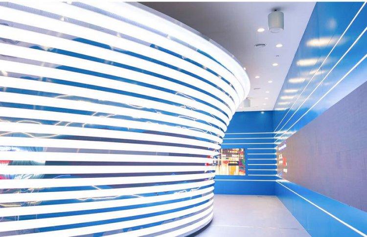 В павильоне МЦД открылась виртуальная выставка Art of Metro