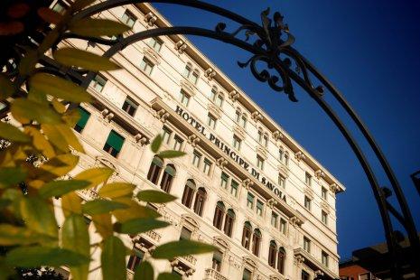По следам Леонардо да Винчи с отелем Principe di Savoia
