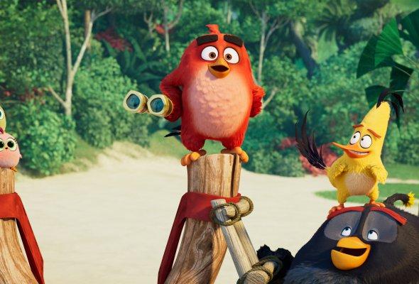 Angry Birds 2 в кино - Фото №4