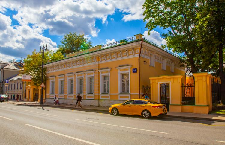 Культурный центр Андрея Вознесенского