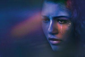 Зендая спела в финальном эпизоде  «Эйфории»