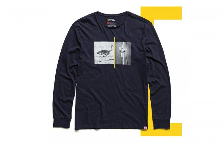 Бренд Element и National Geographic выпустили совместную капсульную коллекцию одежды, посвященную дикой природе