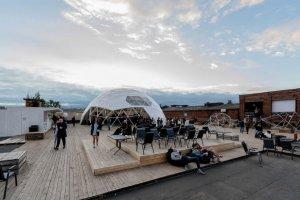 Концерты на крышах: что слушать в августе