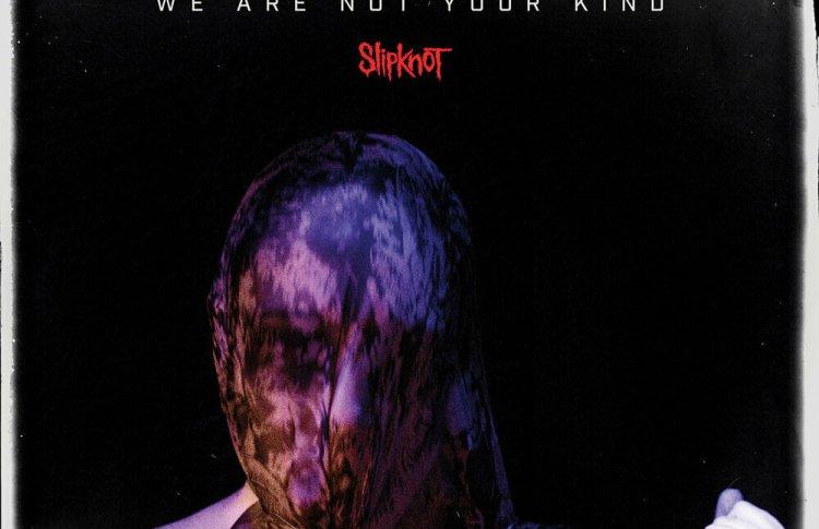 Slipknot выпустили новый альбом