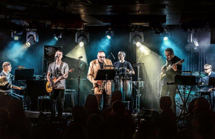 Kozlov Club отметит звание лучшего джаз-клуба мира в Аптекарском огороде