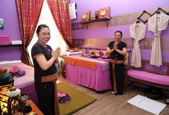 Салон тайского массажа «Вай Тай Дыбенко» - Фото №0