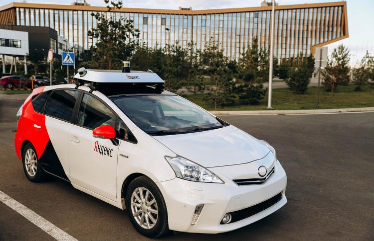 «Яндекс» заведет 1000 беспилотных автомобилей
