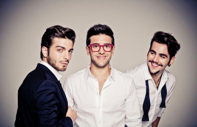 Концерт итальянского оперного поп-трио IL VOLO