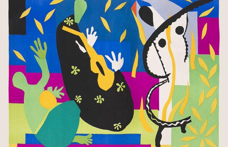 Анри Матисс «Страсть к цвету»