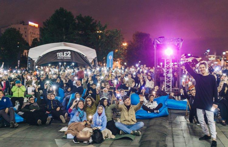 5 причин пойти на Фестиваль уличного кино