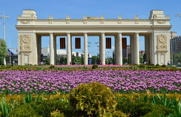 С крыши Парка Горького можно будет увидеть звезды в День города