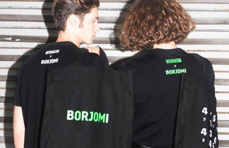 «Боржоми» & Berhasm: капсула с характером!