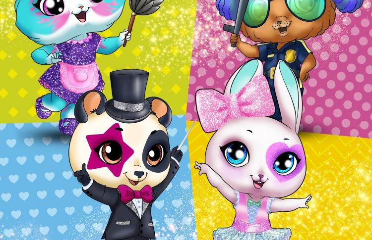 Анимационная студия Rainbow представила образовательный сериал S.O.S. Pets