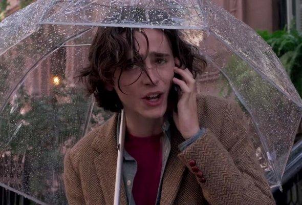 Дождливый день в Нью-Йорке - Фото №0