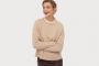 6 однотонных осенних свитеров