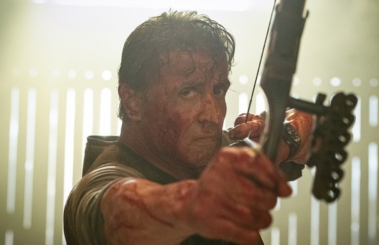 «Рэмбо: Последняя кровь». С тесаком против мафии
