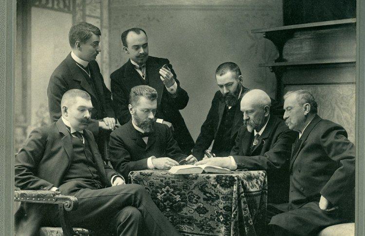 Музей Международного нумизматического клуба представит редкие экземпляры из коллекции великого князя Георгия Михайловича