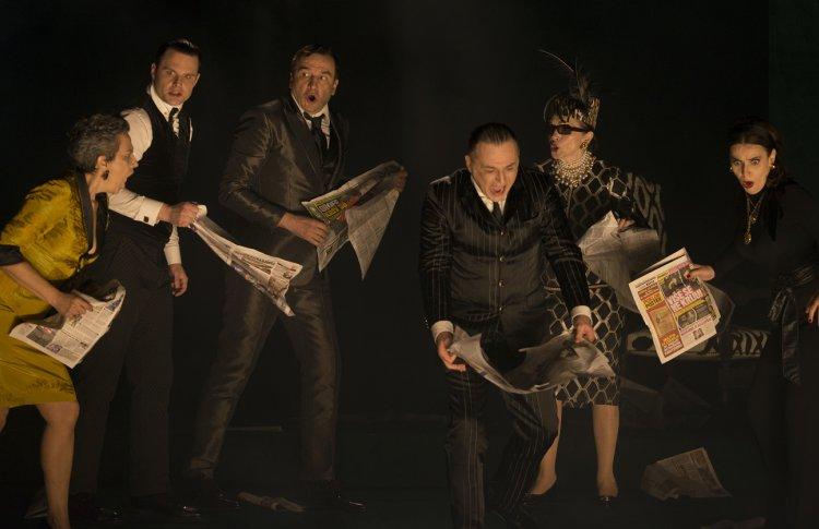 Югославский театр покажет спектакль по Луиджи Пиранделло в Москве