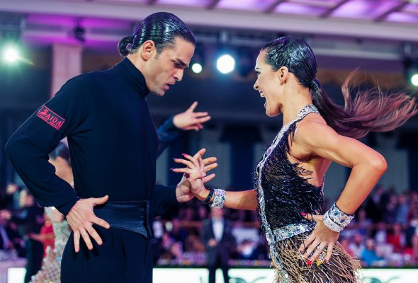 Кубок Мира 2019 по латиноамериканским танцам среди профессионалов - Фото №3
