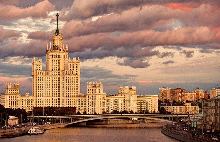 Маршруты московские: 14 инстаграмов о столице