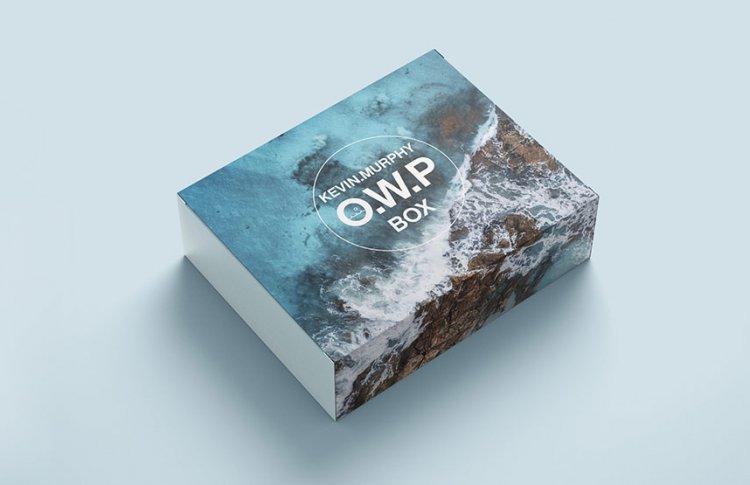 Эко-инициатива Kevin Murphy под названием W. O. P.