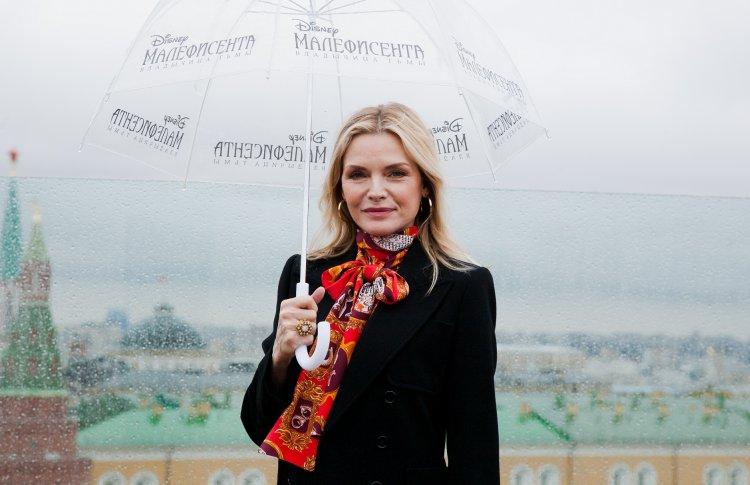 Серая мораль и сказки для взрослых: Мишель Пфайффер в Москве