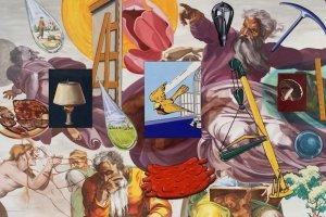Facebook, смерть живописи и при чем тут выставка на Винзаводе