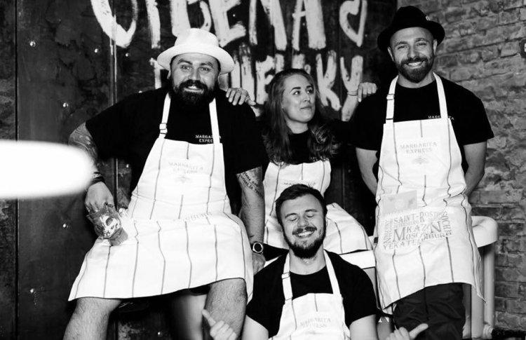 Петербургский El Copitas Bar едет в Москву