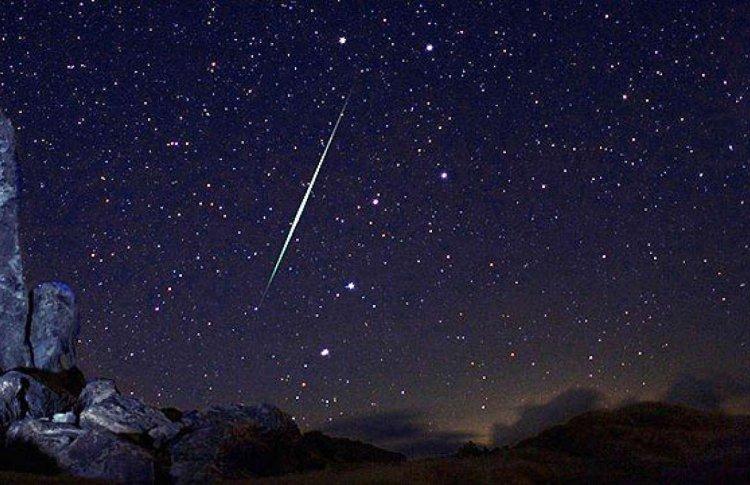Метеорный поток Ориониды можно будет наблюдать в Москве