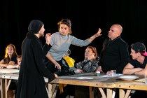 Премьера спектакля «Сорочинская ярмарка» в Театре Эстрады