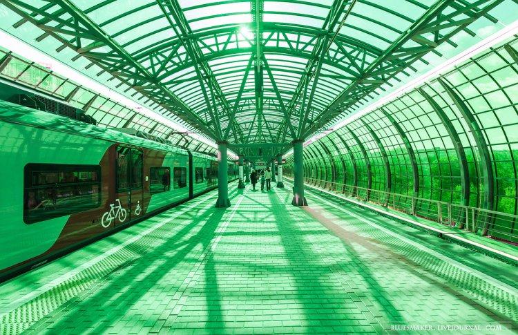 В метро устроят фестиваль экстремального спорта
