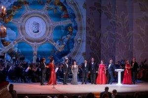 IV Национальную оперную премию «Онегин» вновь вручат в Петербурге