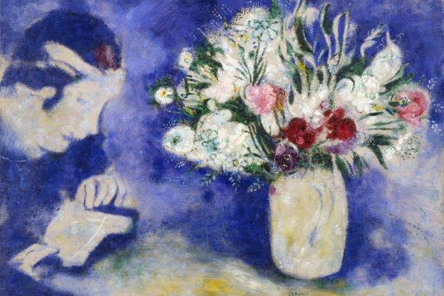 В Подмосковье покажут работы Шагала, которых еще не видели в России