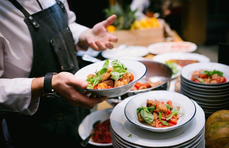 ITALY GPOUP представили тосканское меню в ресторане Italy в Москве