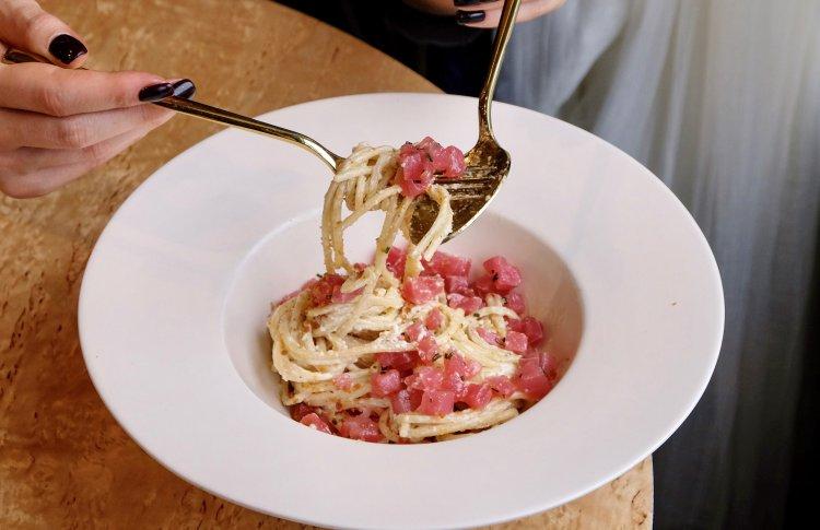 В ресторане Tinto готовят в головке сыра