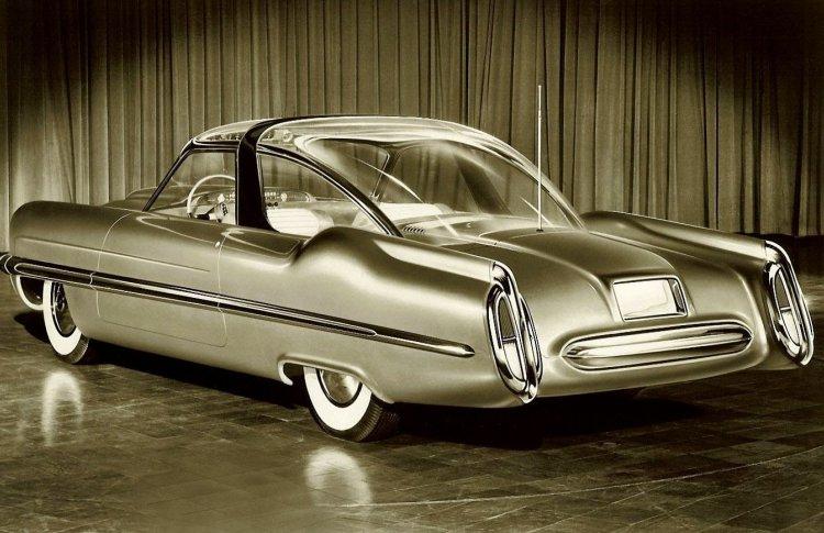 Феномен американского дизайна 50-х