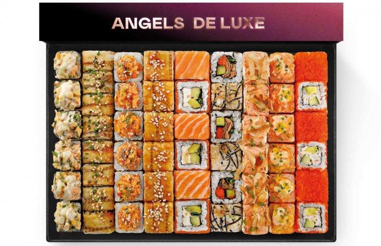 В «Тануки» появился новый сет Angels De Luxe