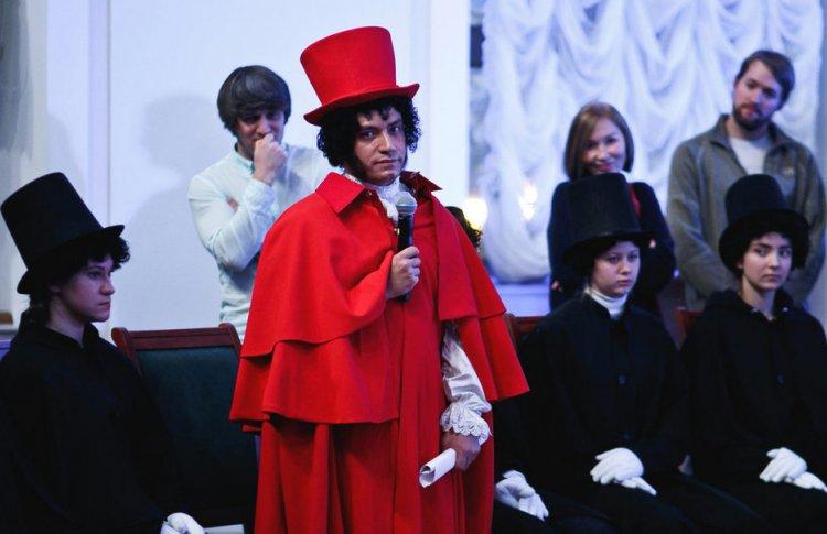 Весь город — театр: в Москве прошла «Ночь искусств»