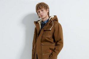 Теплые куртки и парки для мужчин