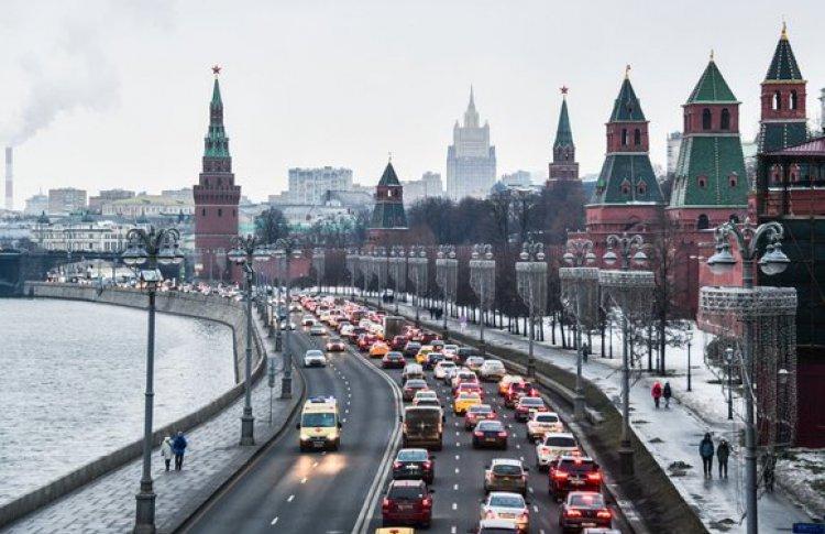 Середина недели встретит москвичей безветренной морозной погодой