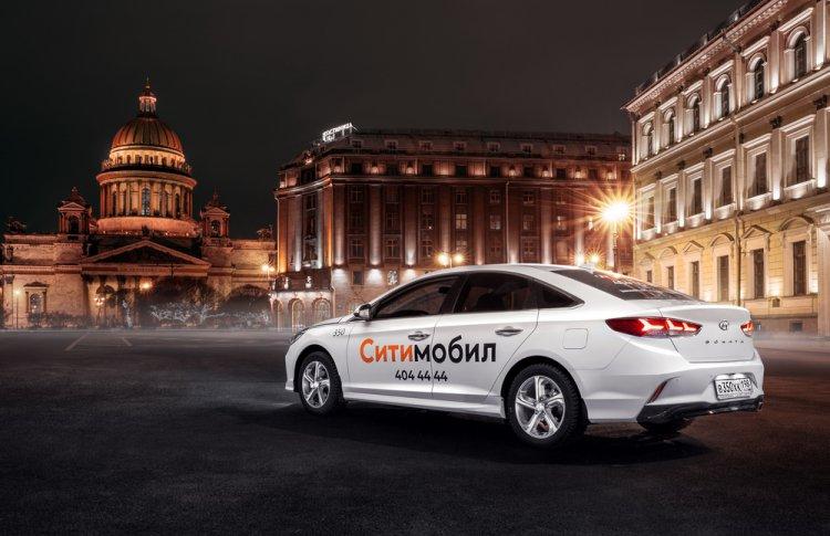 Таксипортация в Петербурге стала доступна в режиме «Комфорт +»