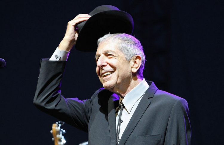 Leonard Cohen — «Thanks for the Dance»