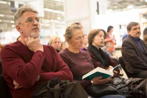 О дивный литературный мир: 26 событий, которые стоит посетить на ярмарке non/fiction