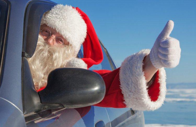 Автомобиль и пароход: стоит ли встречать Новый год в дороге