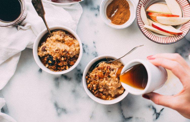 5 вкусных и полезных завтраков