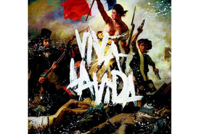 Новый альбом группы Coldplay
