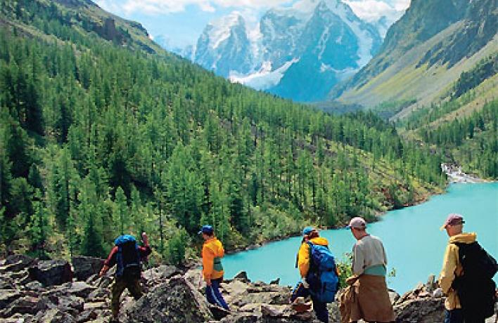 Поездка вгоры: Алтай